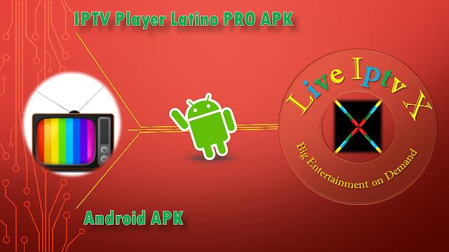 IPTV  Latino PRO APK