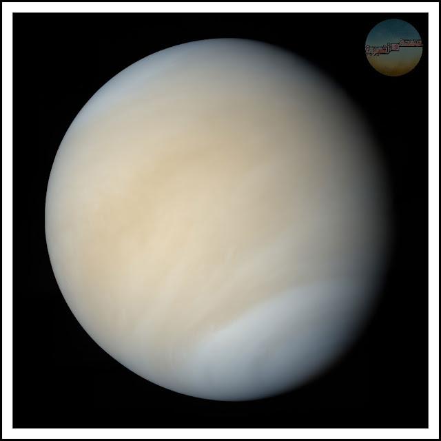 اكتشاف غاز الفوسفين في الغلاف الجوي للزهرة   دليل على وجود حياة خارج الأرض