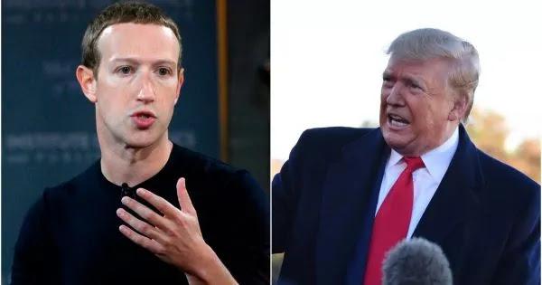 Ντ.Τραμπ για Facebook και Twitter: «Αυτοί οι άνθρωποι είναι άρρωστοι»
