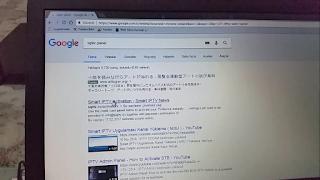 bilgsayardan googelde siptv panel yazin gerin