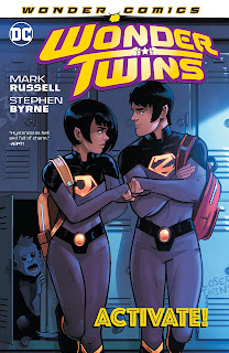 Wonder Twins Vol 1 Activate