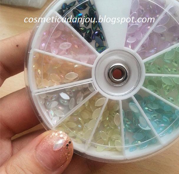 manicura de uñas princesa