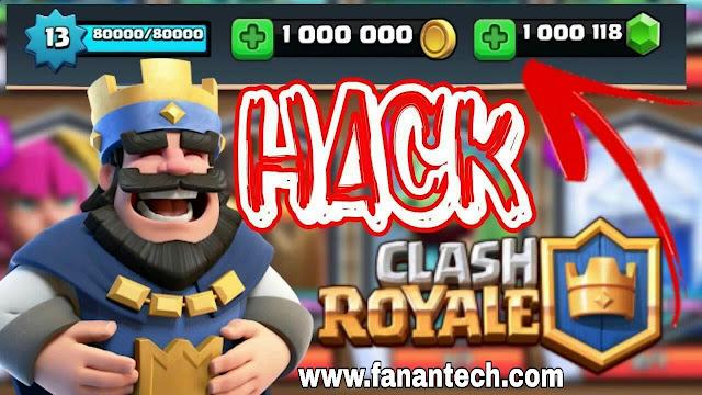 تحميل لعبة كلاش رويال Clash Royale Apk مهكرة كاملة للاندرويد اخر اصدار