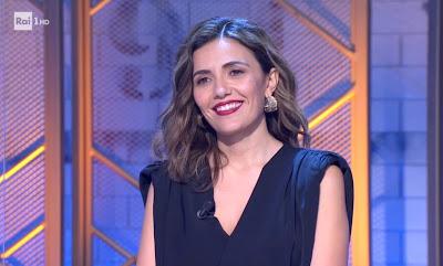 Serena Rossi foto sorriso i soliti ignoti
