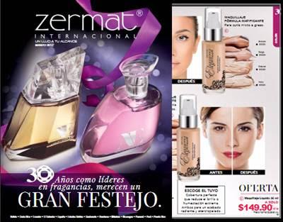 zermat catalogo marzo 2017 mexico