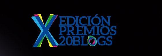 """Vota por TuParadaDigital en la """"X"""" Edición de los Premios 20Blogs"""