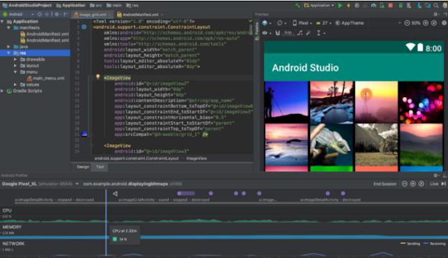 Download Android Studio 3.4: Android Q Emulator, Resource Manager, dan lainnya 1