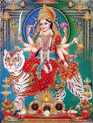 Durga Ji Ka Photo