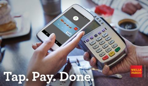 Google Pay Wells Fargo
