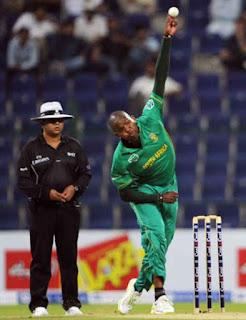 Pakistan vs South Africa 1st T20I 2010 Highlights