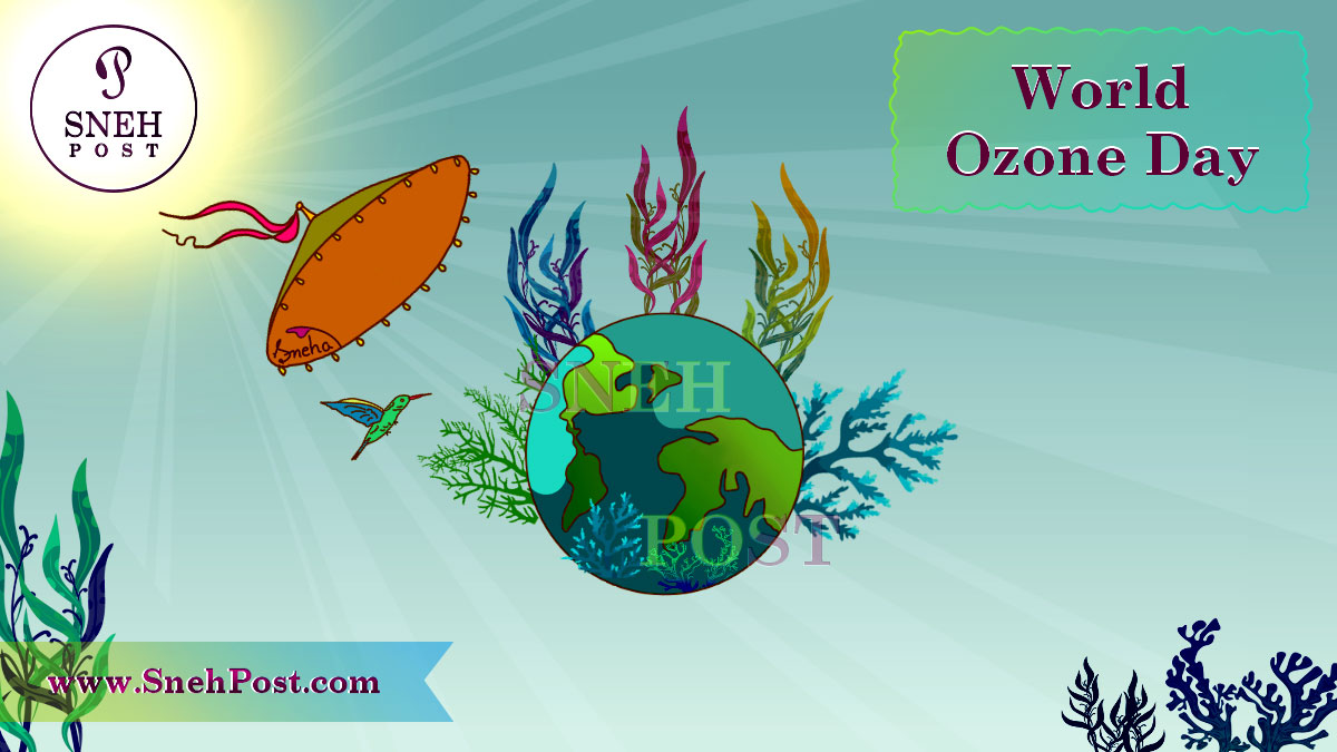World Ozone Day (International Day for Preservation)