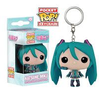 Popcket Pop! Keychain Hatsune Miku