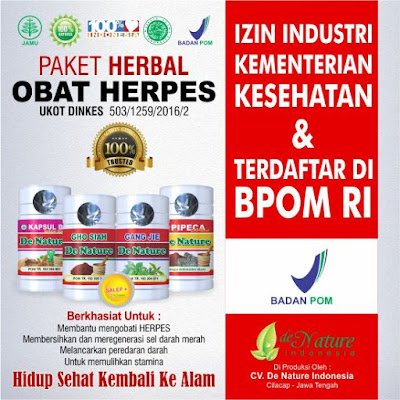 Gambar obat herpes dompo