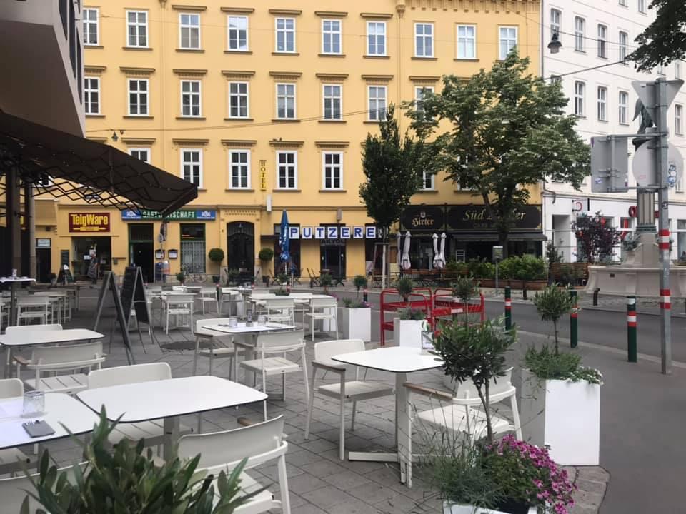 Vienna's Lockdown Lifted (June 2020)