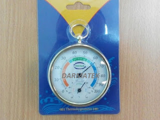Jual Innotech DT-70TH Analog Thermo-Hygrometer