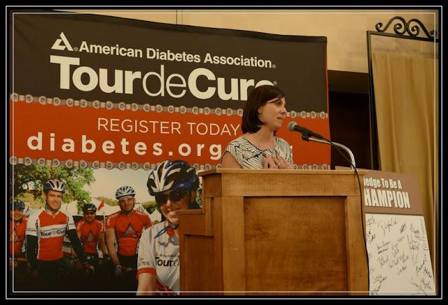 ADA Tour de Cure Saratoga