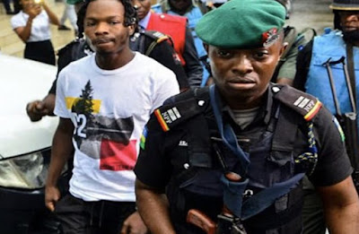 Breaking - Naira Marley Dragged To Court Over Abuja Concert