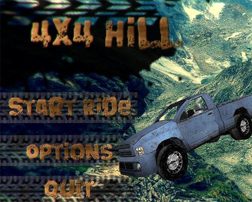 4X4 Hill