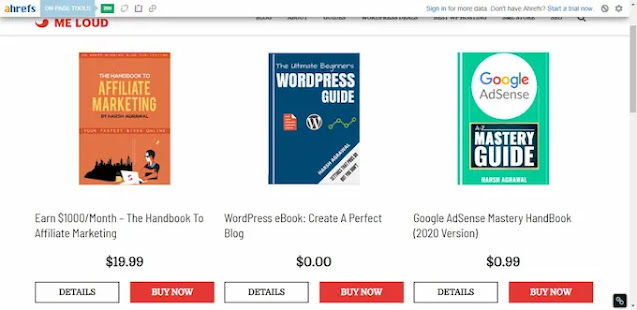 Ebook-monetization-shoutmeloud-founded-by-a-great-blogger-harsh-agarwal