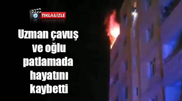 Suruç'ta patlama: 2 ölü, 2 yaralı