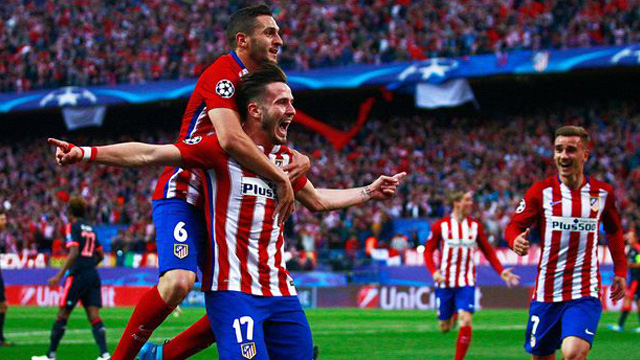 [Video] Cuplikan Gol Atletico Madrid 1-0 Bayern Munchen (Liga Champions)
