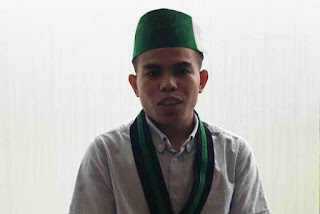 Ketua Umum Badko HMI Bali-Nusra, Rizal Mukhlis