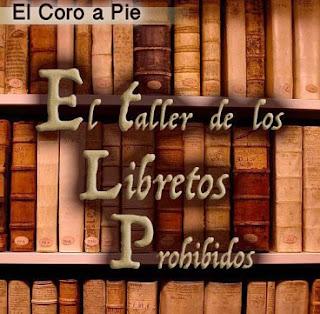 El Taller de los libretos perdidos (Coro). COAC 2019