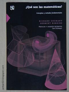 jarban02_pic01: ¿Qué son las matemáticas? de Richardt Courant y Herbert Robbins