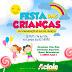Em Vitória do Mearim empresário Aciole Varão promove a festa das crianças