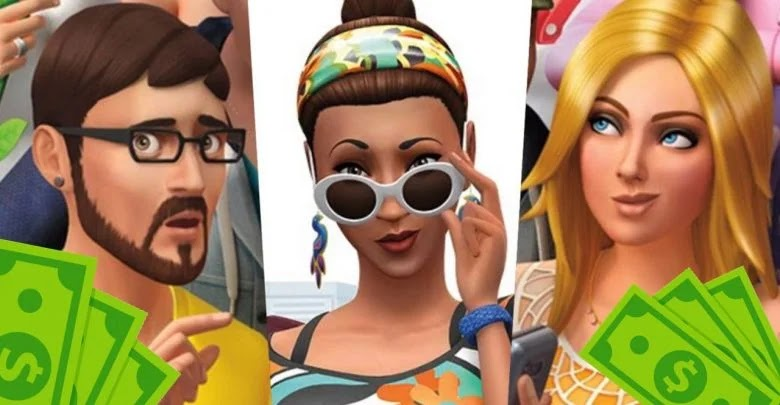 Trick to get money in The Sims 4