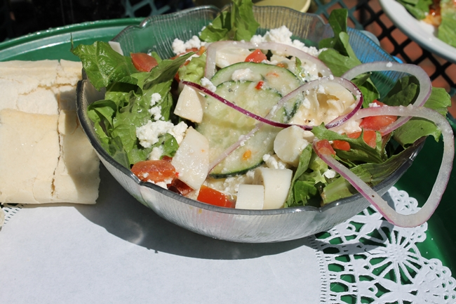 Magpie's Hearts of Palm Salad