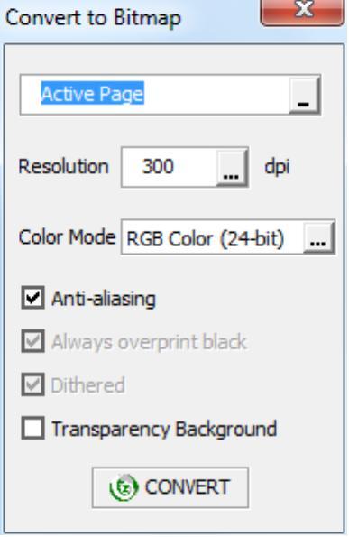 how do you convert a bitmap to a jpeg