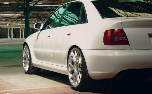 Stunning video of MRC Tuning's widebody B5 Audi S4   quattroholic com