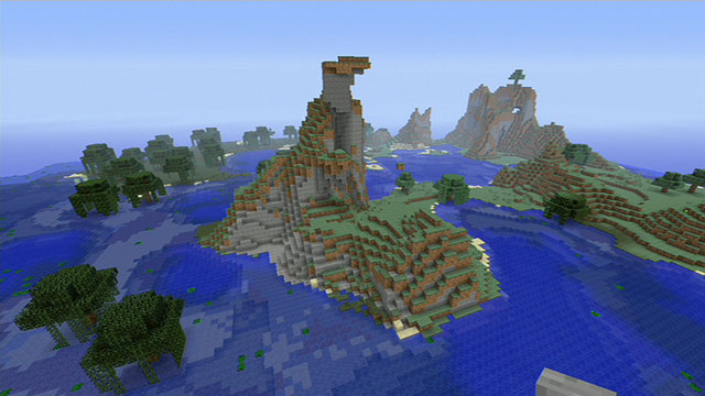 XBOX Minecraft Seeds: TU9 Seed & Map: 2jj8h