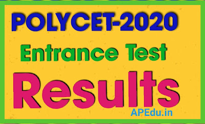 AP POLYCET-2020 Entrance Test Results Eligible marks decreased
