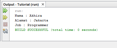 Contoh Membuat Method di Pemrograman Java