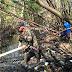 Antisipasi Banjir Koramil 10 Wiradesa Bersihkan Kali Bersama Masyarakat