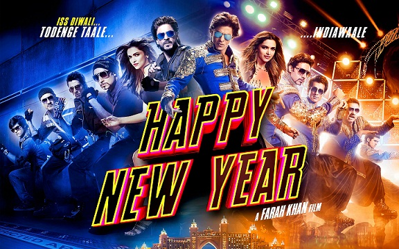 Happy New Year Full Movie HD Download 720p