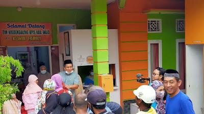 Sufriadi Arif Berbagi Untuk Masyarakat Wajo di Bulan Ramadhan
