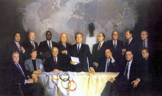 Retratos de una Obra Universal, Félix Revello de Toro, Pintor español, Retratos de Félix Revello de Toro, Pintores de Málaga