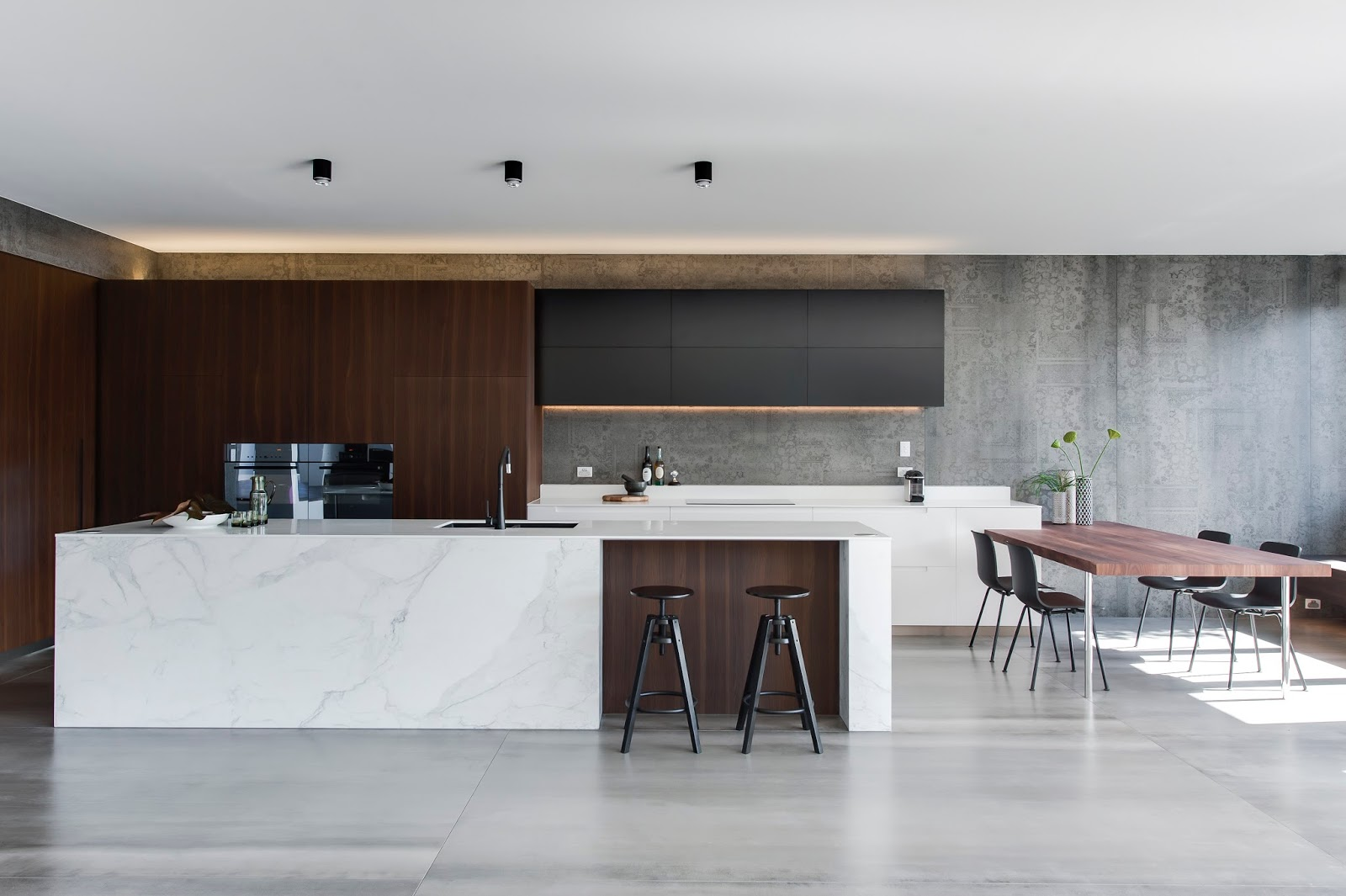 Amazing Kitchens Designs Minosa Amazing Kitchen Design Leaves Us With House Envy