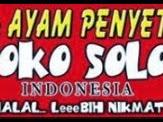 Lowongon kerja R.M Ayam Penyet Joko Solo