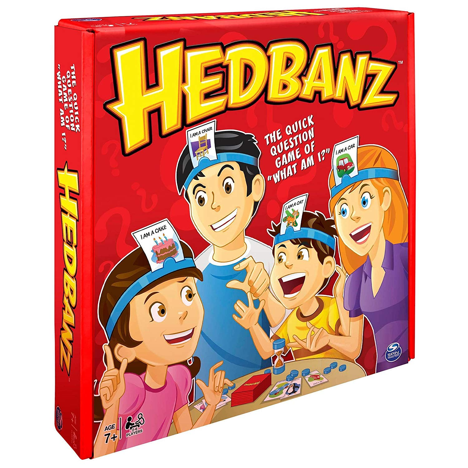 $9 69 HedBanz Family Guessing Game at Amazon (regularly $20) | Daily