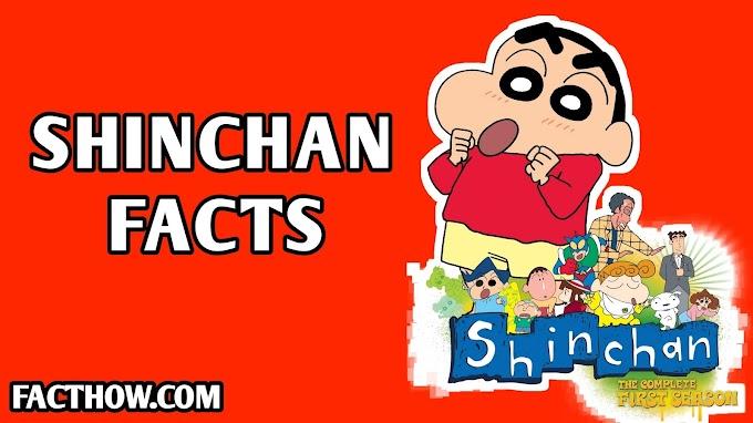 Shinchan कार्टून सीरीज से जुड़े 17 रोचक तथ्य