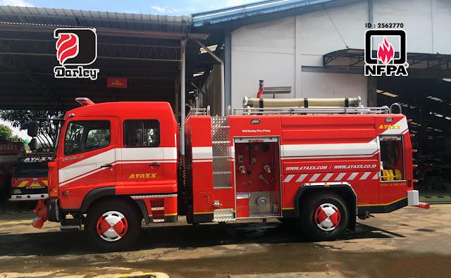 Ayaxx Firetruck double cabin