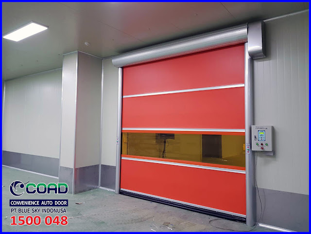 blue sky indonusa, bsi, korea auto door, kad, COAD, high speed door, rapid door, auto door, COAD High Speed Door Indonesia, Steel Roller Shutter Doors, Shutter Doors, Roll Up Door, High Speed Door, Rapid Door, Speed Door, High Speed Door Indonesia, Roll Up Screen Door, Rapid Door Indonesia, Pintu High Speed Door, Pintu Rapid Door, Harga High Speed Door, Harga Rapid Door, Jual High Speed Door, Jual Rapid Door, PVC Door, Plastic Industri, Fabric Industri, PVC Industri, rite hite, global cool, fastrax, uniflow, korea auto door, kad, automatic rolling door, pintu rusak, high speed door rusak, macet, high speed door korea, rapid door korea.