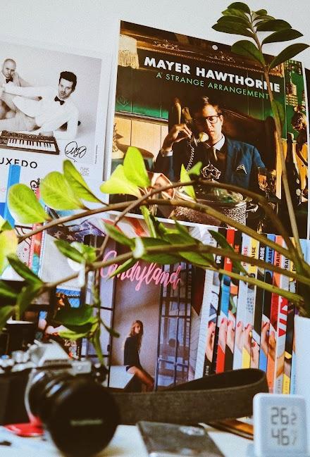 10 Jahren 'A Strange Arrangement' von Mayer Hawthorne | Neues aus der Plattenküche