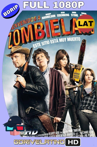 Zombieland (2009) BDRip 1080p Latino-Ingles MKV