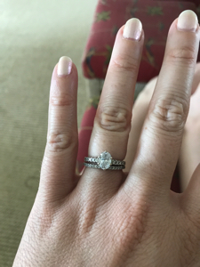 What Order Should I Wear My Wedding Rings