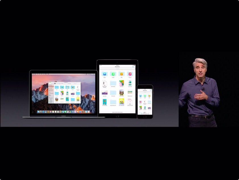 Evoluzione per le funzioni Continuity su macOS Sierra